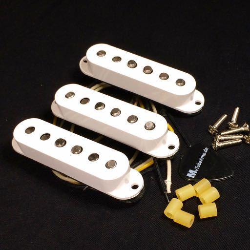 Fender Custom Shop Fat`50s Strat Pickup-Set on